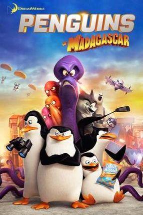 Poster: Die Pinguine aus Madagascar