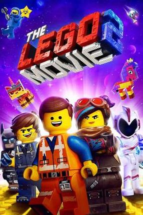 Poster: The LEGO Movie 2