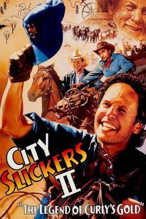 Poster: City Slickers 2 - Die goldenen Jungs