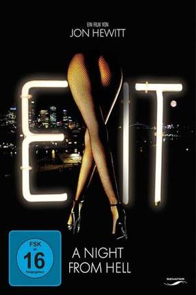 Poster: Exit - A Night from Hell