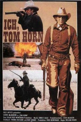 Poster: Ich, Tom Horn