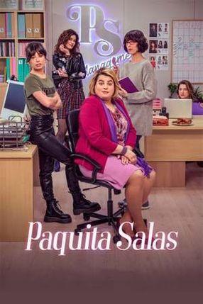 Poster: Paquita Salas