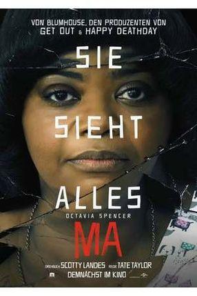 Poster: Ma - Sie sieht alles