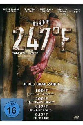 Poster: Hot 247°F - Todesfalle Sauna