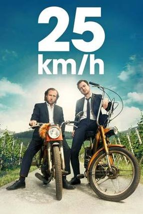 Poster: 25 km/h