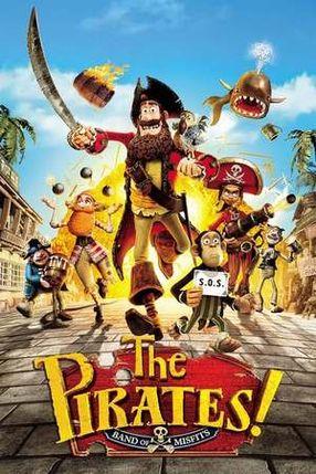 Poster: Die Piraten - Ein Haufen merkwürdiger Typen