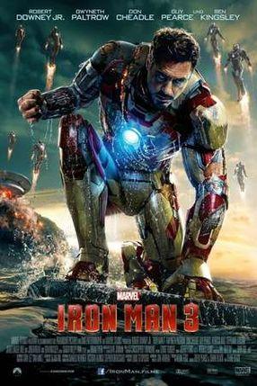 Poster: Iron Man 3