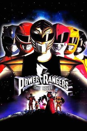 Poster: Power Rangers -  Der Film