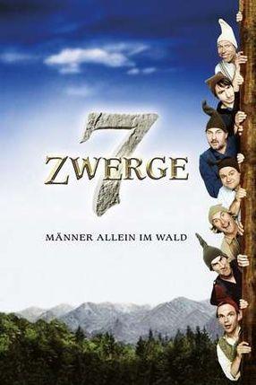 Poster: 7 Zwerge - Männer allein im Wald