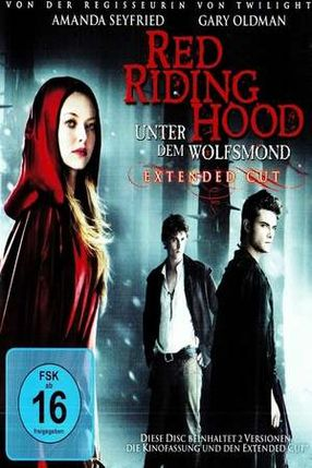 Poster: Red Riding Hood - Unter dem Wolfsmond