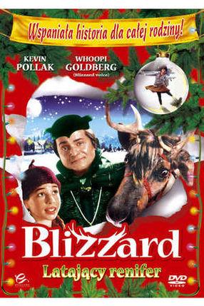 Poster: Blizzard - Das magische Rentier