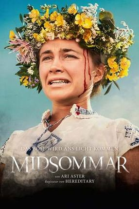 Poster: Midsommar