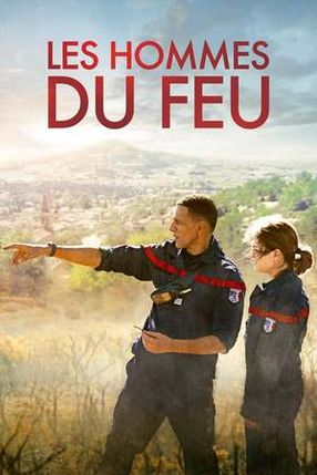 Poster: Gegen die Flammen
