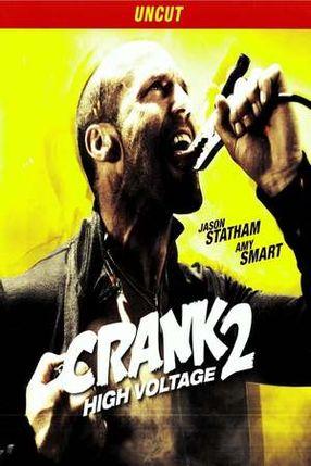 Poster: Crank 2 - High Voltage