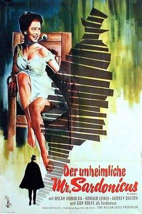 Poster: Der Unheimliche Mr. Sardonicus