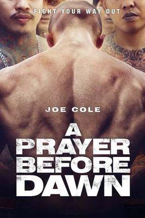 Poster: A Prayer before Dawn - Das letzte Gebet
