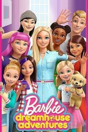 Poster: Barbie: Traumvilla Abenteuer - Die Legende der Meerjungfrau