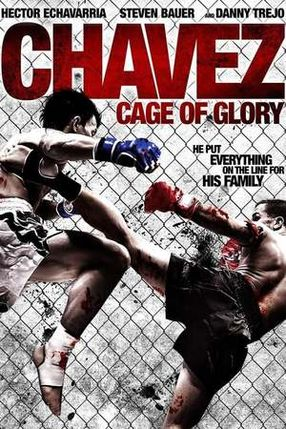 Poster: Cage of Glory - Sieg um jeden Preis