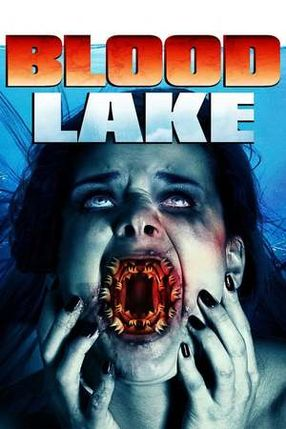 Poster: Blood Lake - Killerfische greifen an