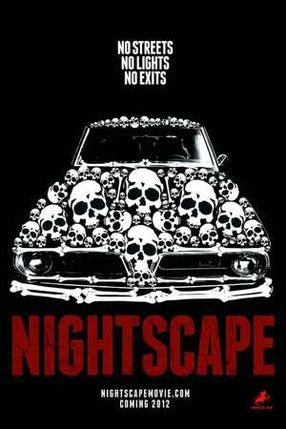 Poster: Nightscape - No Streets, No Lights, No Exits