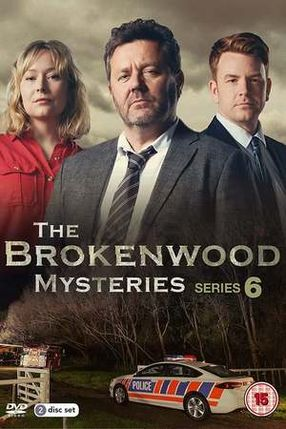 Poster: Brokenwood - Mord in Neuseeland