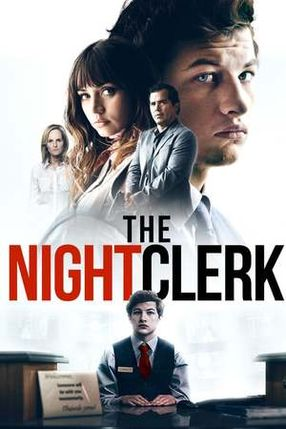 Poster: The Night Clerk