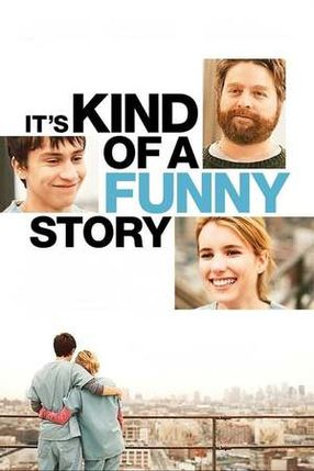 Poster: It's Kind of a Funny Story