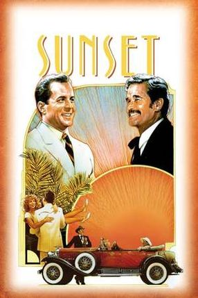 Poster: Sunset – Dämmerung in Hollywood