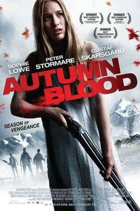 Poster: Autumn Blood - Zeit der Rache