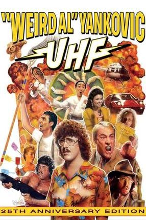 Poster: UHF - Sender mit beschränkter Hoffnung
