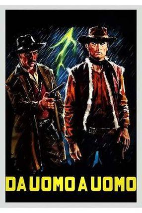 Poster: Von Mann zu Mann