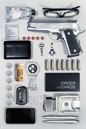 Poster: Order of Chaos - Der Wolf im Schafspelz