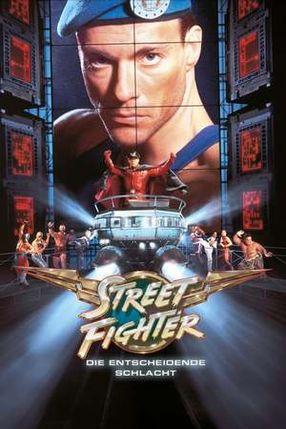 Poster: Street Fighter - Die entscheidende Schlacht
