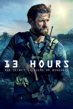 Poster: 13 Hours: The Secret Soldiers of Benghazi