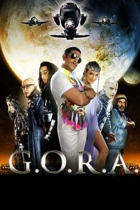 Poster: G.O.R.A. - A Space Movie