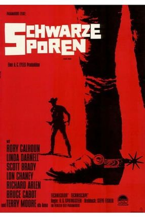 Poster: Schwarze Sporen