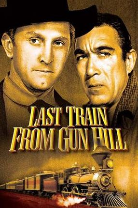 Poster: Der letzte Zug von Gun Hill
