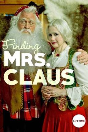 Poster: Santa & Mrs. Claus