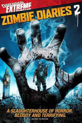 Poster: World of the Dead: The Zombie Diaries
