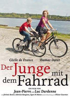 Poster: Der Junge mit dem Fahrrad
