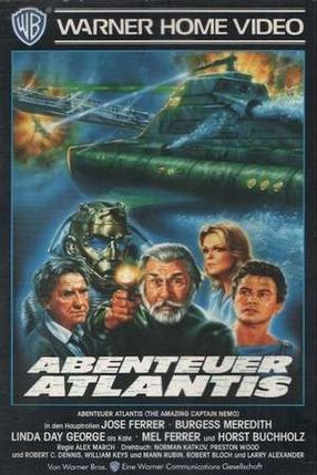 Poster: Abenteuer in Atlantis