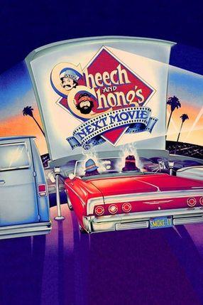 Poster: Cheech & Chong - Noch mehr Rauch um überhaupt nichts
