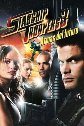 Poster: Starship Troopers 3: Marauder