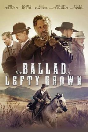 Poster: The Ballad of Lefty Brown
