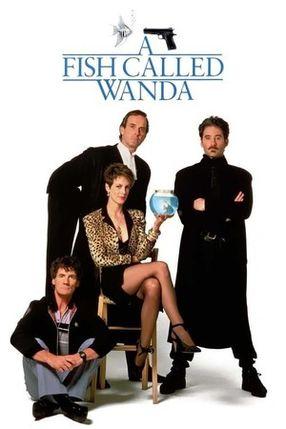 Poster: Ein Fisch namens Wanda