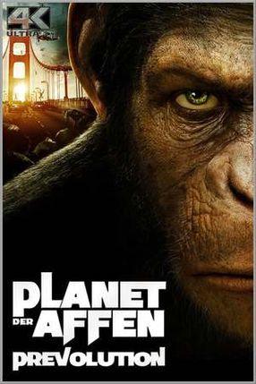 Poster: Planet der Affen - Prevolution