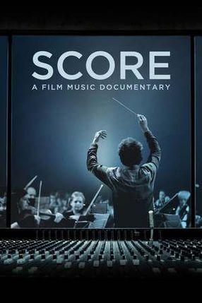 Poster: Score - Eine Geschichte der Filmmusik