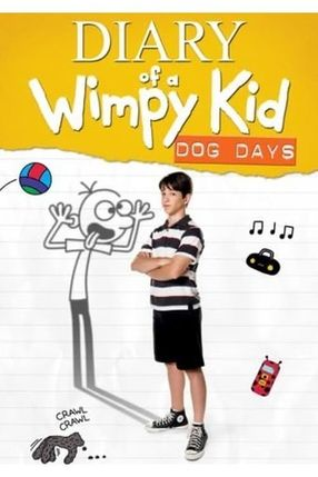 Poster: Gregs Tagebuch 3 - Ich war's nicht!