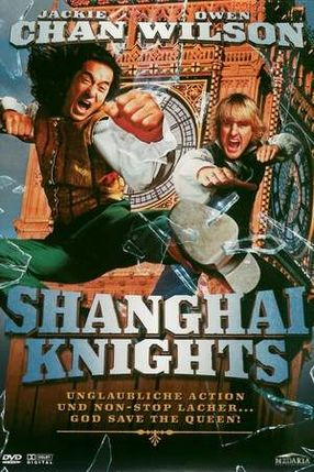 Poster: Shanghai Knights