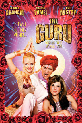 Poster: Der Super-Guru